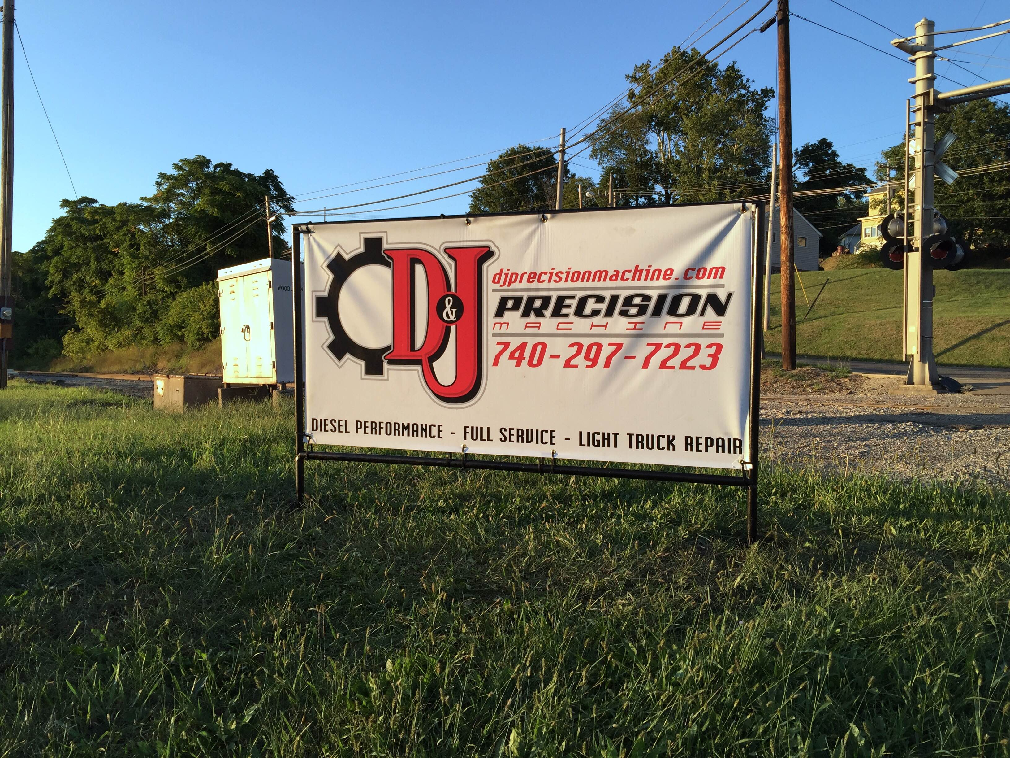 D&J Precision Machine 706 Woodlawn Ave Cambridge Ohio