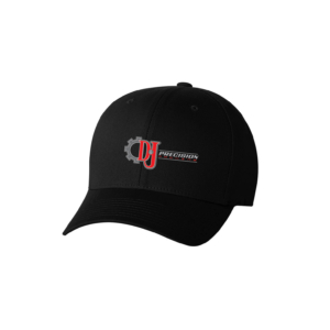 D&J Precision Machine Cummins Flex Fit Hat